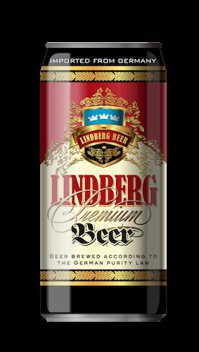 Imported LINDBERG_Beer_50clCan_Beer